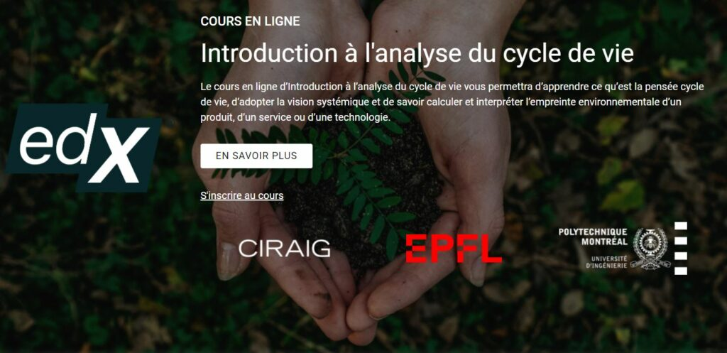Cours Analyse Cycle de Vie