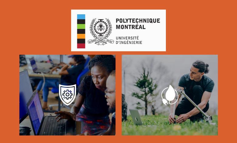 INYULFACE Polytechnique Montréal cybersécurité technologies propres